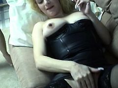 They qyuite old but still love to have fun and fuck each other with their plastic dildos in their wet pussies.Wach these lesbians banging each other on sofa with sex toys in Chick Pass Network sex clips.