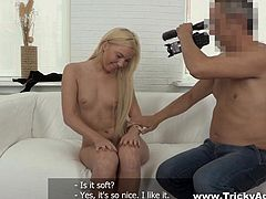 naked naive and eager to fuck