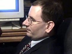 Watch this white dude fuck that brown skin hot chick with her sexy and nice butt in his office in ChickPass Network sex clips.