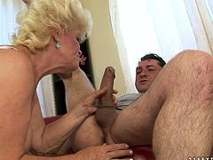 She still love to suck and jerk off large cocks