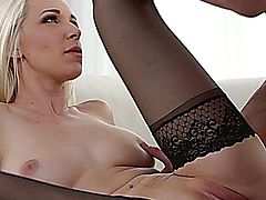 Stevie Shae in black stockings [Zero Tolerance]