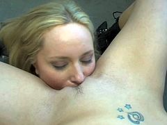 Aiden Starr and Haley Cummings are hot blooded lesbains with big tits and sweet pussies. They tongue fuck each others slits like theres no tomorrow behind the bars. Watch lesbian cell mates do it.