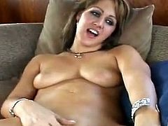 She takes those cocks so good in her tight MILF pussy and gaping wide mouth! Ride the waves and cum like a crazy slut whore!