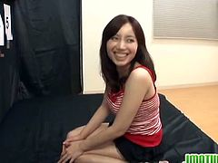 This amateur Japanese games show is all about choosing the right cock of your husband.But if you guess wrong, you will be fucked hard right in front of your hubby and guess what?. She got fucked and poor hubby had to watch!