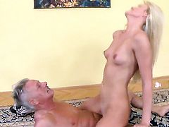 Andrea Francis wants Christoph Clarks rod to fuck her mouth after she gets assfucked