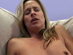 Young slender Payton Leigh with natural boobs and long slutty nails makes out with her playful girlfriend and pleasure her with various toys many warm orgasms in awesome lesbian fantasy.