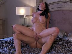 Who would ever divorce a woman who looks as tasty and fucks as wild As Veronica Avluv?! Her tits are big as melons and her pussy is tight and pink!