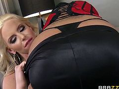Kiara Mia and Phoenix Marie are two super hot lesbian MILFs and what they love to do is using their favorite toys for their tight assholes and some deep orgasms.