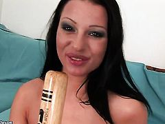 Tera Bond satisfies her sexual needs and desires with dudes hard rod in her pussy hole