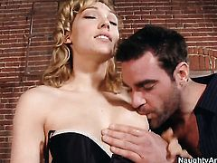 Charles Dera wants to drill smoking hot Lily LaBeaus neat wet hole forever