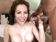 Herschel Savage bangs Kendra Secrets as hard as possible in steamy sex action