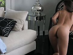 Tori Black fucking herself with toy on camera for your viewing pleasure