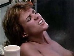 Two hungry big muscled handsome studs invaded honey sweet kitty of black head bosomy lustful chick. Her mouth was deep throat attacked as well. Look at this hardcore 3some hammering in The Classic Porn sex clip!