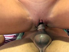 Take a look at this hardcore scene where these sexy ladies are fucked by big cock in a group sex you'd love to be a part of.