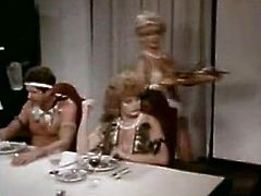 The Classic Porn site performs you one another hot group sex video featuring several kinky couples making love soon after holiday dinner.