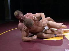 Hey, gay friend! This is a damn gay ultimate challenge and you will witness the fight, full of passion rather than anger!