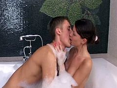 Teens love Bath Tub Sex