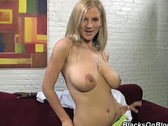 A fuckin' slutty bitch takes on a cock the size of her arm and gets her fuckin' asshole left gaping, hit play and check it out right here!