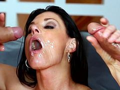 India Summer fuck with two big dicks