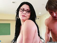Billy Hart has unthinkable sex with Sophia Lomeli