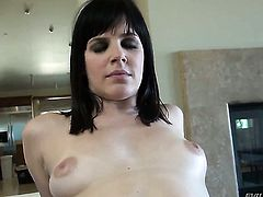 Toni Ribas makes Bobbi Starr suck his beefy worm non-stop after she gets fucked in her bottom