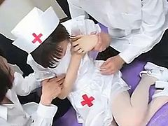 Kokeshi Lil Nurse Gangbang-by PACKMANS