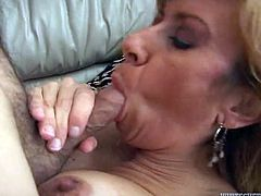 Hit play and enjoy this awesome scene right here where this gorgeous babe takes a hard dick up her fuckhole. It's hot as fuck!