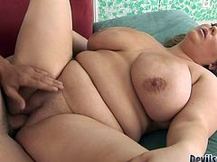 Light haired fuck starving fat bim with marvelous Fatsacks energetically pounds her huge mouth with honey sweet cream stick of her slim boy. Watch this fat babe sucking in Fame Digital porn video!