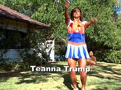 Tamra Millan, Ashton Devine, Teanna Trump and Tori Taylor are some of the hottest cheerleaders out there. They get fucked and cheer throughout their sexy roles.