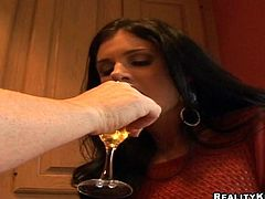 She is such a steaming hot and desirable one named India Summer! Oh, man, honey is such a perfection! Fucking her twat is a privilege!