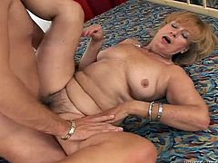 Some dirty and horny slut gets her dripping wet pussy totally fucked hard by an equally horny fucker in this hot-ass hardcore sex scene right here. Check it out!