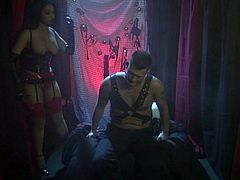 The always sexy Mika Tan gets her sweet, Asian pussy pounded as she gets fucked hard while getting kinky in this crazy sex dungeon.