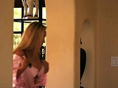 "One of my favorite high quality porn sites Pure Mature has this great scene with Lisa DeMarco I want you to see. It's called ""Measure Up"" and it's of Lisa who is married to a rich guy having a tailor come over and fit her for some clothes. While he is fitting her Lisa has another plan and that plan is for him to fuck her!"