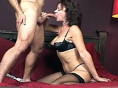 These slutty whores suck big hard cocks in a hot compilation. All of them get their mouths filled with a big load of cum.
