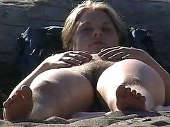 Nude Beach - Nice Bums & Boobs
