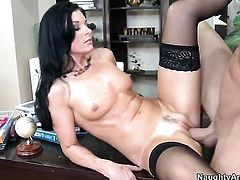 Billy Glide is one hard-dicked stud who loves screwing India Summer