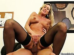 Asian Brandi Love getting hardcored by horny dude Xander Corvus