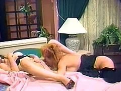 Big boobed blond haired sex doll passionately rested on the face of that voracious brunette. The last gave amazing pussy eating to her thirsting kooky. Have a look at this filthy sluts in The Classic Porn sex video!
