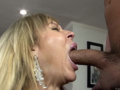 Make sure you have a look at this hardcore scene where this horny guy fucks his hot mother-in-law while his girlfriend watches.