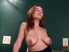 Oriental Ashley Graham cant stop playing with herself