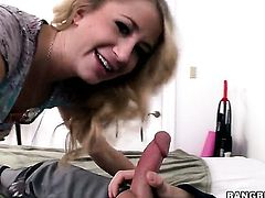 Casi James gets a fuck with hot bang buddy