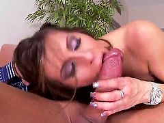 Amazing interracial scene with a gorgeous slut whose name is Rachel Roxxx