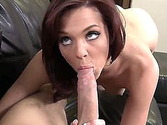 Enjoy Criss Strokes and fantastic bombshell Kierra Winters in hardcore scene