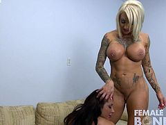 Dani Andrews and BrandiMae - Even More Fun