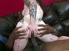 Sean Michaels has unthinkable sex with Misti Dawn