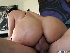 Jordan Ash bangs super sexy Madison Roses butt in every position