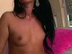 Having posed doggy style in bed that slutty black haired woman set to please thirsting pussy with fist. Her friend helped her pushing her arm harder. Look at that dirty lesbo fuck in Porn XN sex clip!