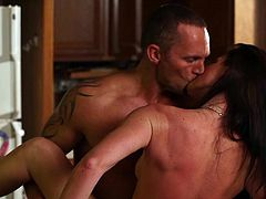 Its about time for India Summer to have her shaved twat demolished