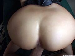 Her beautiful as sis worth your attention as well as her big boobs bouncing like crazy. You are crazy,dude, if you are going to skip this exciting Mexican wife sex tube video.