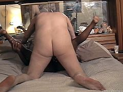 Sexy brown sugar has got nice curves. She poses for camera before she gets hard flesh in her mouth. Sexy ebony MILF gives head and then gets banged in various sex positions.